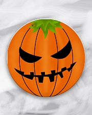Halloween Coaster Circle Coaster aos-coaster-round-front-lifestyle-4