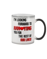 Gift for fiancees Color Changing Mug thumbnail
