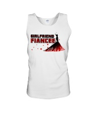 PERFECT GIFT FOR FIANCEE - ENGAGEMENT GIFT Unisex Tank tile