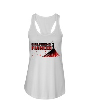 PERFECT GIFT FOR FIANCEE - ENGAGEMENT GIFT Ladies Flowy Tank thumbnail