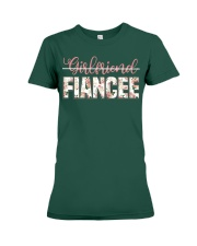 PERFECT GIFT FOR FIANCEE - ENGAGEMENT GIFT Premium Fit Ladies Tee thumbnail