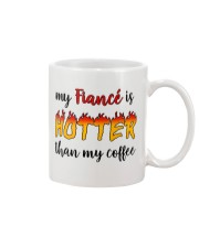 GIFT FOR FIANCEES Mug front