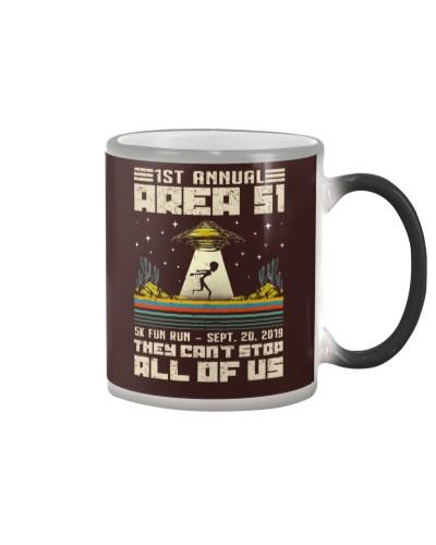 1ST ANNUAL AREA 51 - UFO