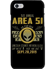 AREA 51 APPAREL Phone Case thumbnail