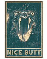 snake-279-pt-du200820-c 11x17 Poster front