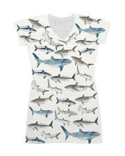Shark dress type of shark  All-over Dress front
