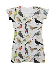 Bird dress type of birds All-over Dress front