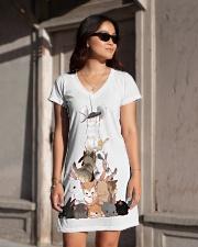 rabbit-279-du260620-a All-over Dress aos-dress-front-lifestyle-1