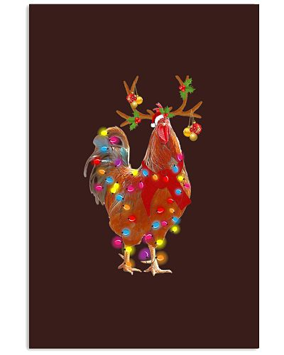 Chicken christmas is coming