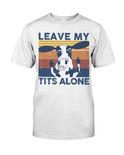 Vegan Leave My Tits Alone