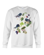 Bird shirt france Crewneck Sweatshirt thumbnail