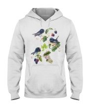 Bird shirt france Hooded Sweatshirt thumbnail