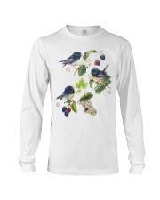 Bird shirt france Long Sleeve Tee thumbnail