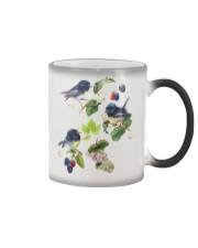 Bird shirt france Color Changing Mug thumbnail
