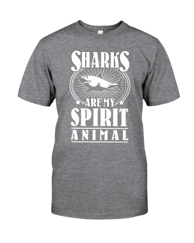 Shark are my spirit