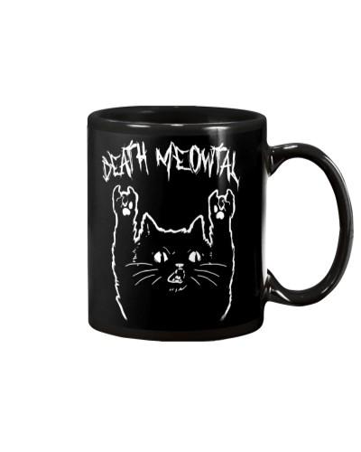 death meowtal cat