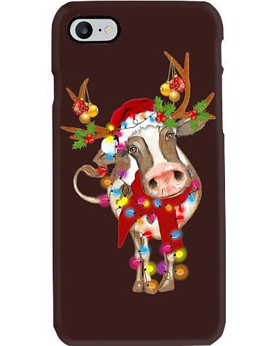 Cow christmas is coming