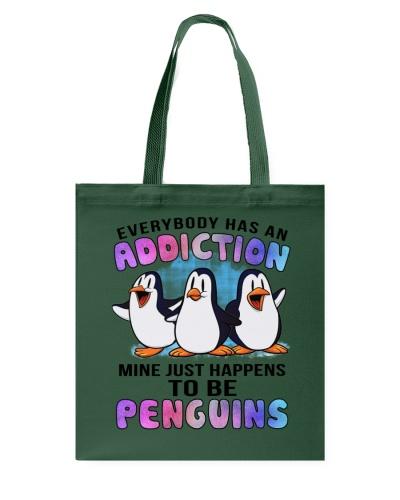 Penguin Addiction