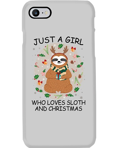 Sloth Just A Girl