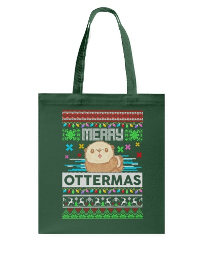 Otter shirt merry ottermas