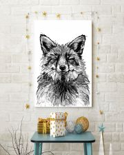 fox comfy bed 11x17 Poster lifestyle-holiday-poster-3