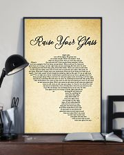 RAISE YOUR GLASS 11x17 Poster lifestyle-poster-2