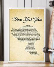 RAISE YOUR GLASS 11x17 Poster lifestyle-poster-4