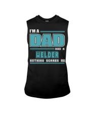 DAD AND WELDER JOB SHIRTS Sleeveless Tee thumbnail