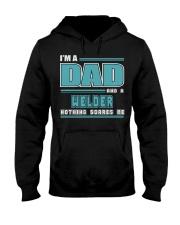 DAD AND WELDER JOB SHIRTS Hooded Sweatshirt thumbnail