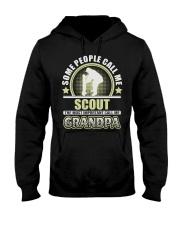 CALL ME SCOUT GRANDPA JOB SHIRTS Hooded Sweatshirt thumbnail