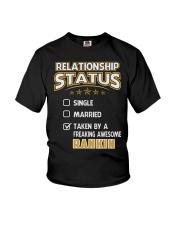TAKEN BY RANKIN THING SHIRTS Youth T-Shirt thumbnail
