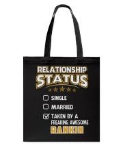 TAKEN BY RANKIN THING SHIRTS Tote Bag thumbnail