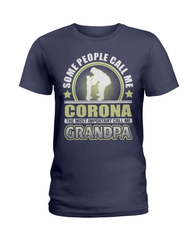 CALL ME CORONA GRANDPA THING SHIRTS