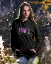 Halloween Hooded Sweatshirt lifestyle-holiday-hoodie-front-5