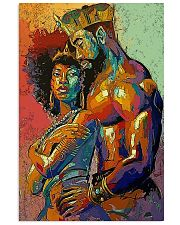 MELANIN QUEEN and KING 11x17 Poster front