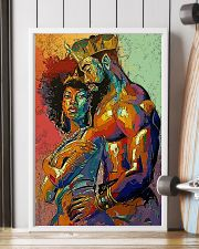 MELANIN QUEEN and KING 11x17 Poster lifestyle-poster-4