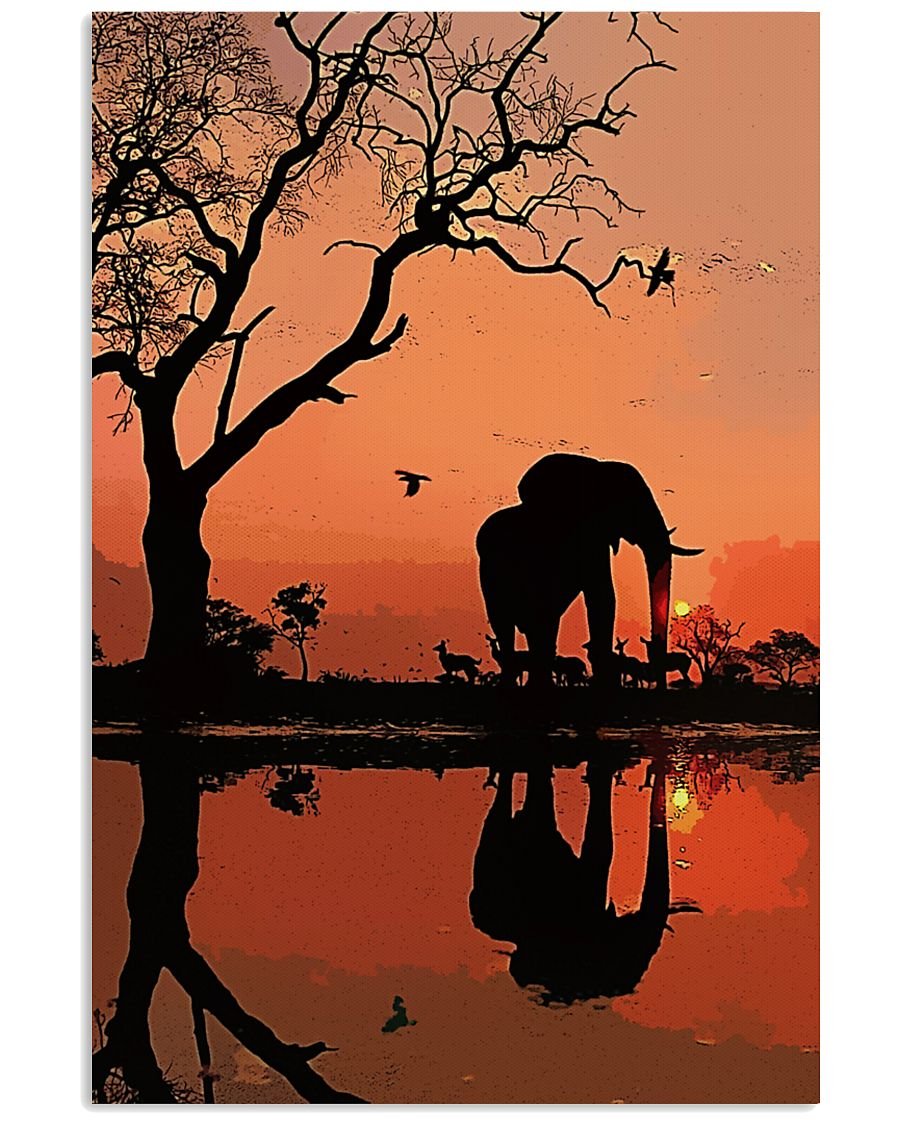 I LOVE AFRICA 11x17 Poster