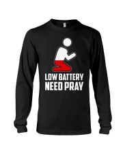 1 DAY LEFT - GET YOURS NOW Long Sleeve Tee front