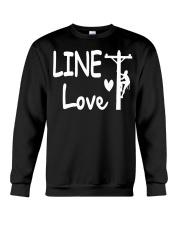 Line Love Crewneck Sweatshirt thumbnail