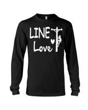 Line Love Long Sleeve Tee thumbnail