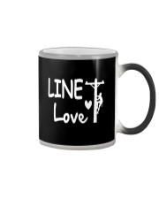 Line Love Color Changing Mug thumbnail