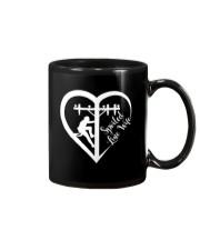 Spoiled Line Wife Mug thumbnail