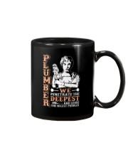 Plumber We Penetrate The Deepest Mug thumbnail
