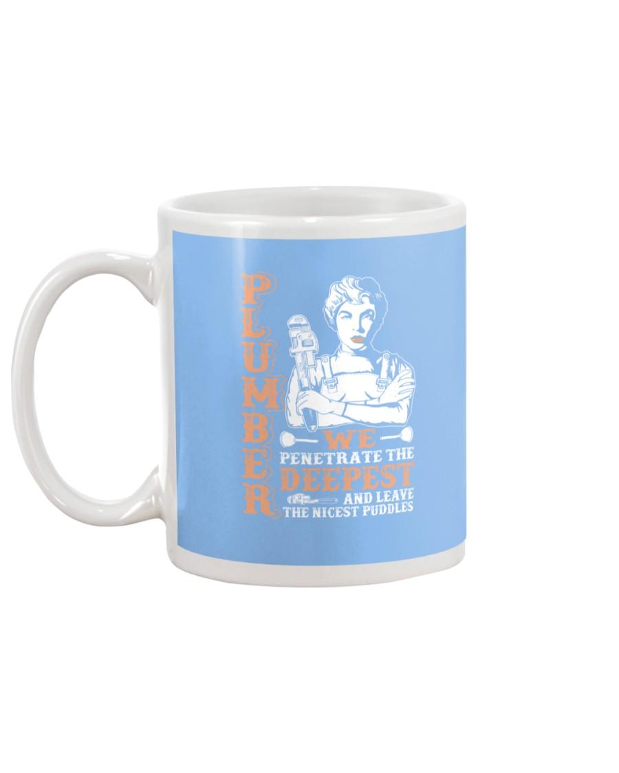 Plumber We Penetrate The Deepest Mug