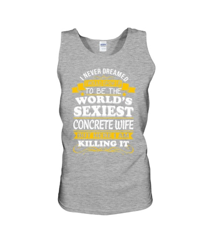 Concrete Wife But Here I Am Killing It