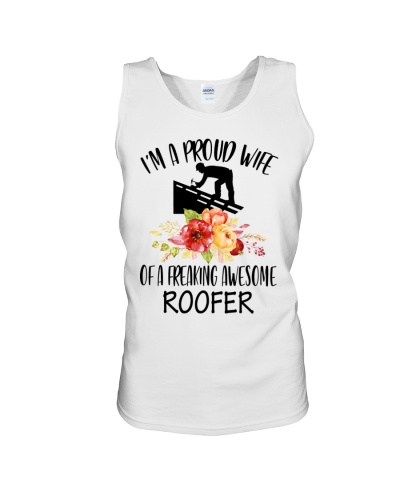 I'm a proud Wife of a freaking awesome Roofer