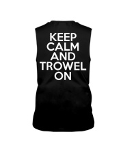 Keep Calm And Trowel On Sleeveless Tee thumbnail