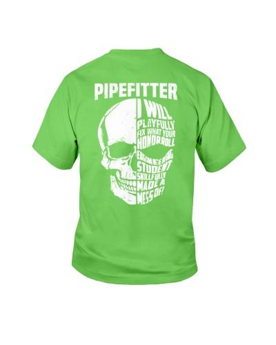 Pipefitter Skull