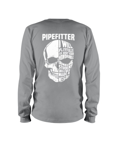 Pipefitter Skull