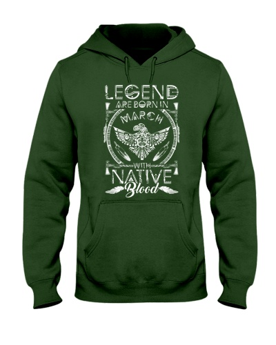 Native nation born in March